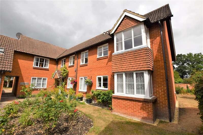 2 Bedrooms Retirement Property for sale in Glenapp Grange, West End Road, Mortimer, RG7