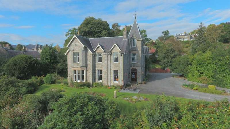 12 Bedrooms Commercial Property for sale in West Moulin Road, Pitlochry, PH16