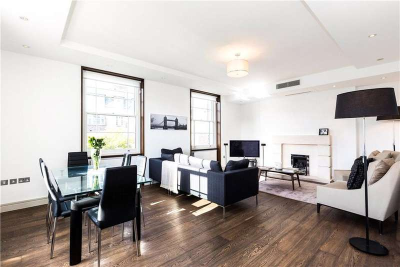 3 Bedrooms Penthouse Flat for sale in College Crescent, Swiss Cottage, London, NW3