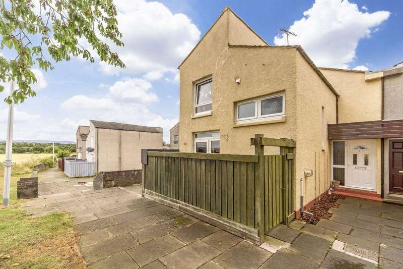 3 Bedrooms End Of Terrace House for sale in 51 Abbots View, Haddington, EH41 3QH