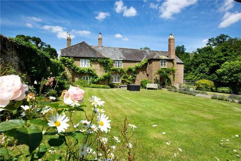 6 Bedrooms Detached House for sale in Trusham, Newton Abbot, Devon, TQ13