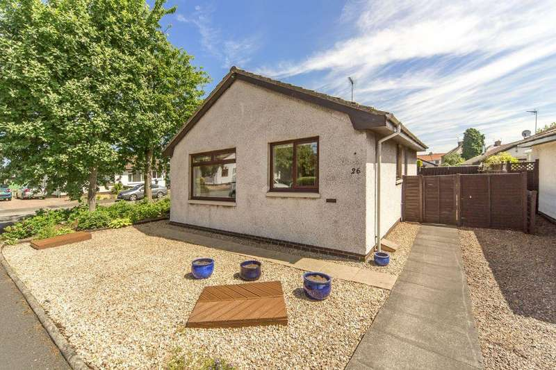 3 Bedrooms Detached Bungalow for sale in 26 The Orchard, Ormiston, EH35 5LR