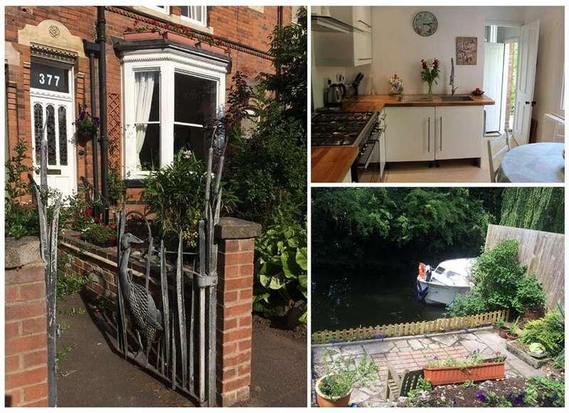 3 Bedrooms Terraced House for sale in Aylestone Road, Aylestone, Leicester