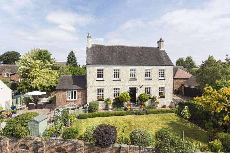 4 Bedrooms House for sale in Main Street, Smisby, LE65