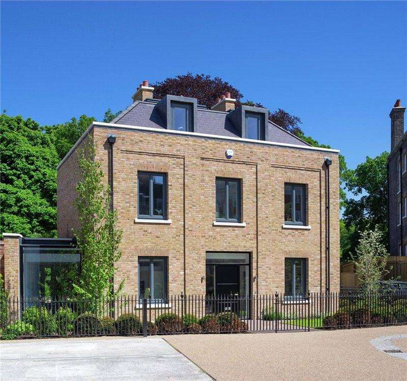 4 Bedrooms Residential Development Commercial for sale in Ancaster Gate, Richmond Hill, Richmond, TW10