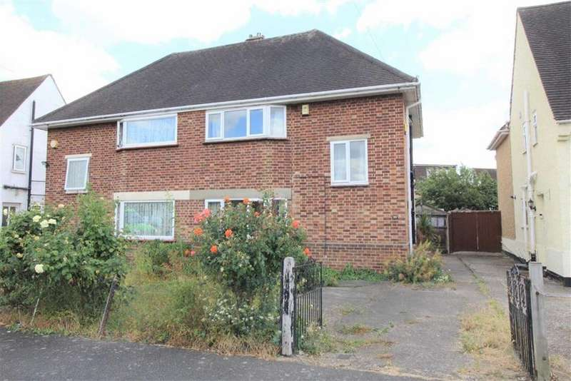 3 Bedrooms Semi Detached House for sale in Francis Way, Cippenham, Berkshire