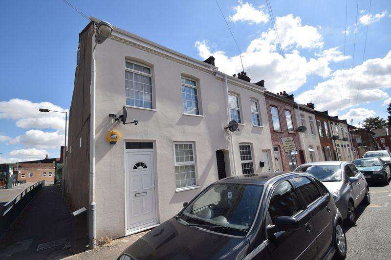 4 Bedrooms End Of Terrace House for sale in Hampton Road, Luton