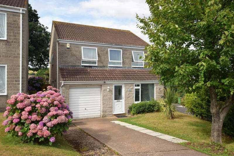 4 Bedrooms House for sale in Cheltenham Close, Exwick, EX4
