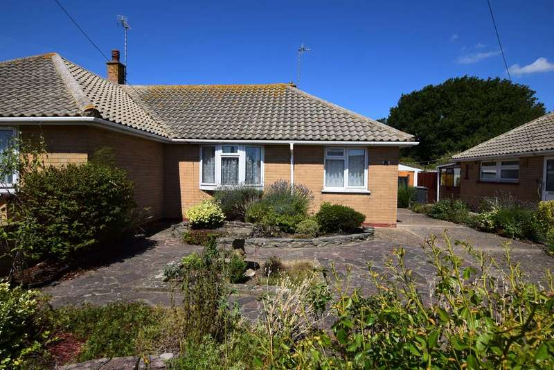2 Bedrooms Semi Detached Bungalow for sale in Innings Drive, Pevensey Bay BN24