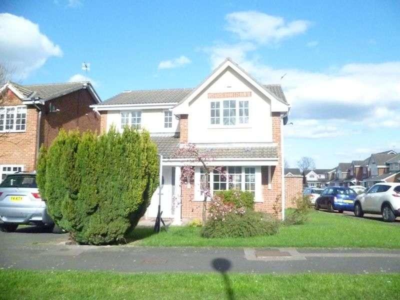 4 Bedrooms Detached House for sale in Sullivan Walk, Hebburn, NE31