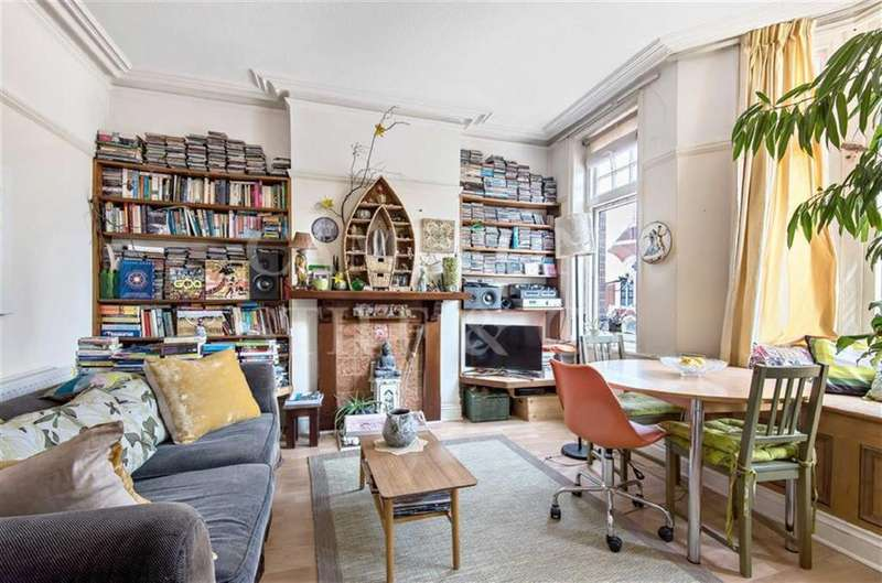 2 Bedrooms Apartment Flat for sale in Chamberlayne Road, Kensal Rise, London, NW10