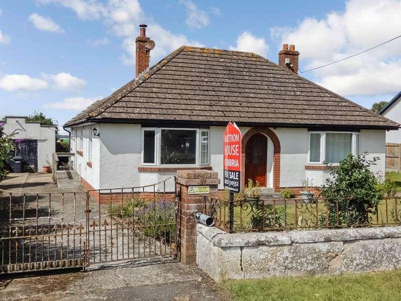 2 Bedrooms Bungalow for sale in Hillcrest, Aikton, Wigton, Cumbria