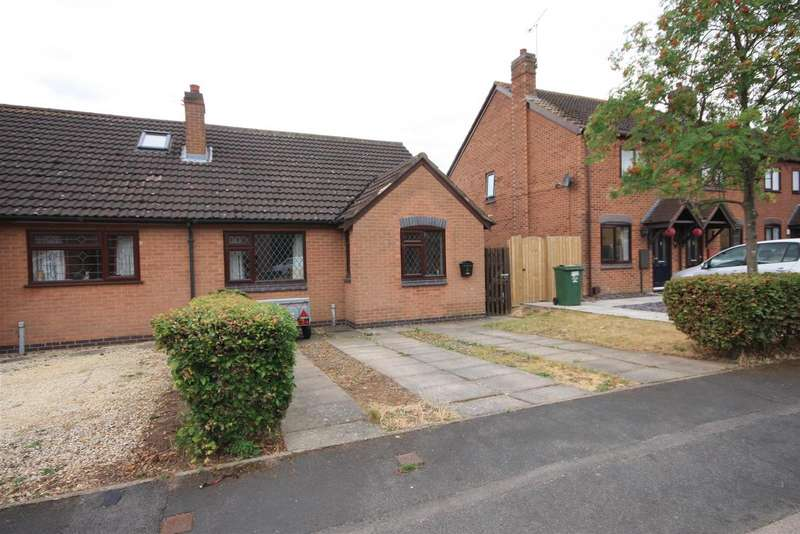 2 Bedrooms Property for sale in Lime Drive, Syston, Leicester