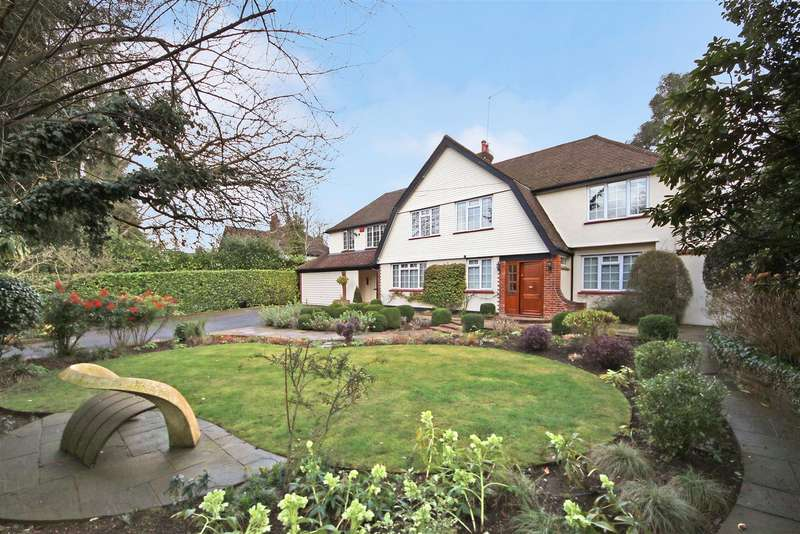 5 Bedrooms Property for sale in The Avenue, Radlett