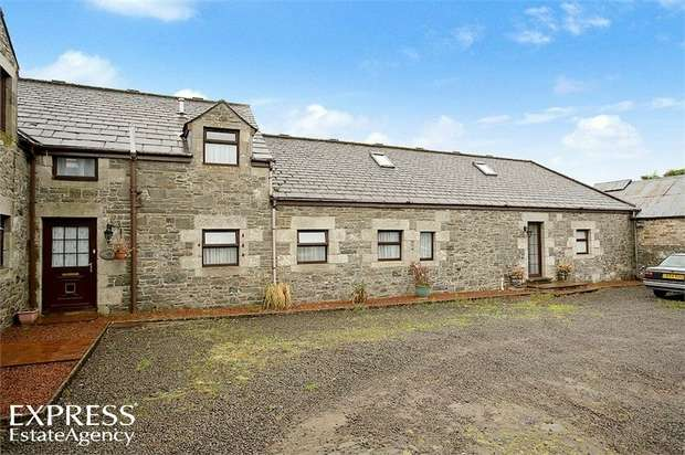 4 Bedrooms Detached House for sale in Westerkirk, Langholm, Dumfries and Galloway