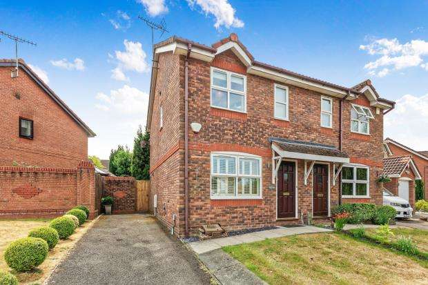 2 Bedrooms Semi Detached House for sale in Warfield, Bracknell, Berkshire