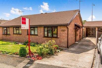 2 Bedrooms Bungalow for sale in Kerridge Drive, Bredbury, Stockport, Cheshire