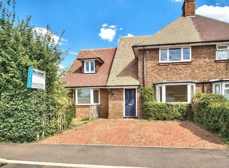 3 Bedrooms Semi Detached House for sale in Close Road, Pavenham, Beds, MK43 7PP