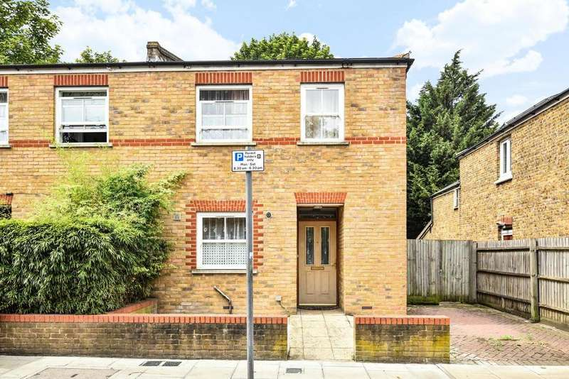 3 Bedrooms Semi Detached House for sale in Choumert Grove, Peckham Rye