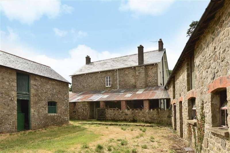 4 Bedrooms Land Commercial for sale in Addiscott, South Tawton, Okehampton, Devon, EX20