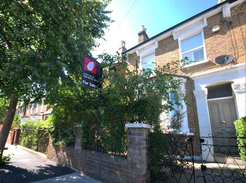 4 Bedrooms Semi Detached House for sale in Ondine Road Peckham SE15