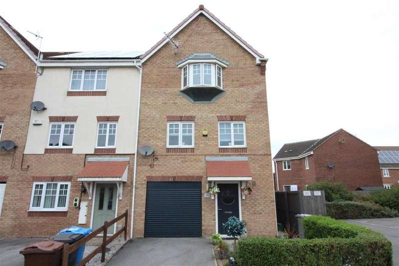 4 Bedrooms End Of Terrace House for sale in Haigh Park, Kingswood, Hull
