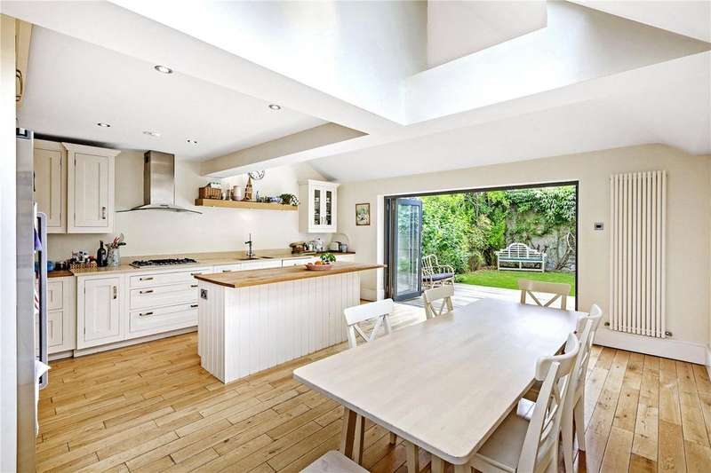 5 Bedrooms Semi Detached House for sale in Elm Road, East Sheen, London, SW14