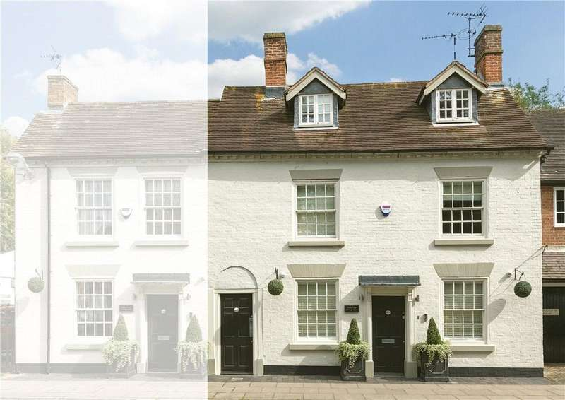 3 Bedrooms Town House for sale in High Street, Henley-In-Arden, Warwickshire, B95