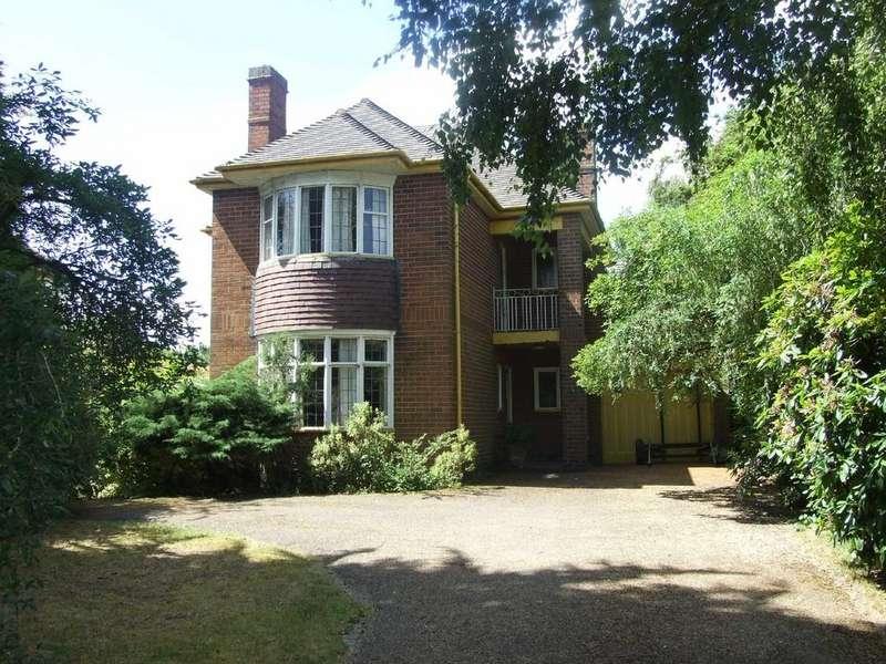 3 Bedrooms Detached House for sale in Nuneaton Road, Bulkington