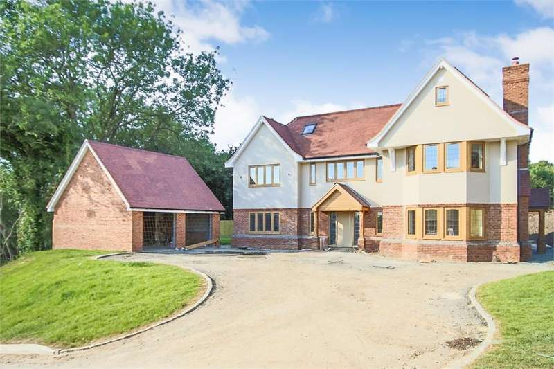 5 Bedrooms Detached House for sale in Tithepit Shaw Lane, Warlingham, Surrey