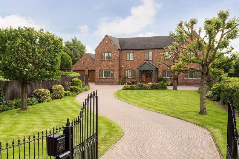 5 Bedrooms Detached House for sale in Marysfield, Main Road, Anslow