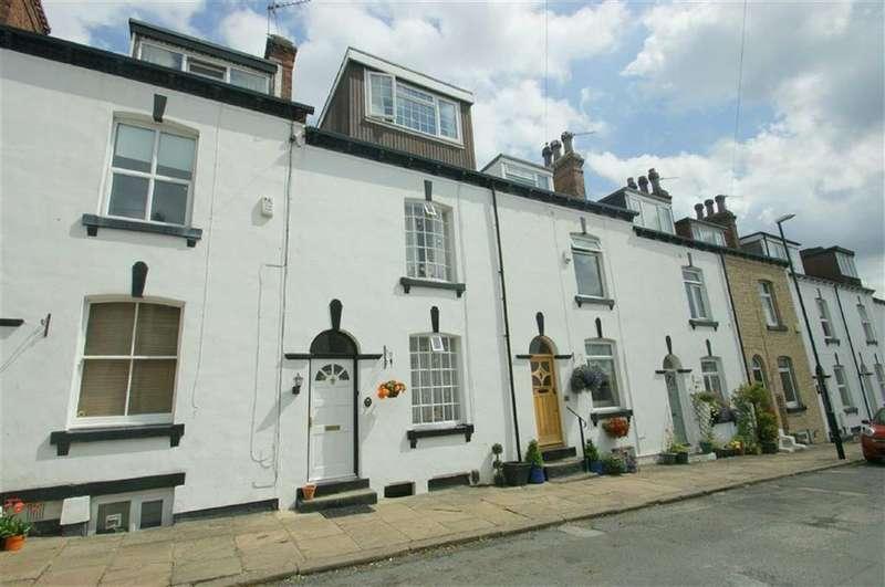 4 Bedrooms Terraced House for sale in Victoria Street, Chapel Allerton, LS7