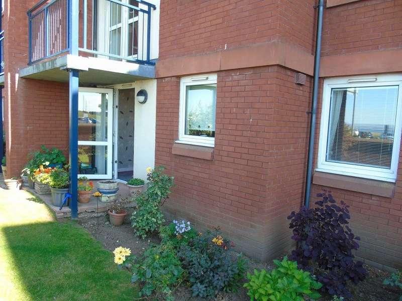 2 Bedrooms Retirement Property for sale in Sanderling View, Troon KA10