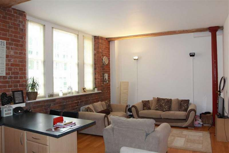 1 Bedroom Apartment Flat for sale in King Street, Leicester