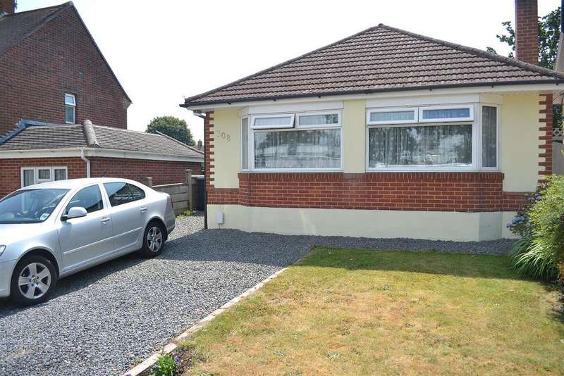 2 Bedrooms Detached Bungalow for sale in Poole Lane, Bournemouth