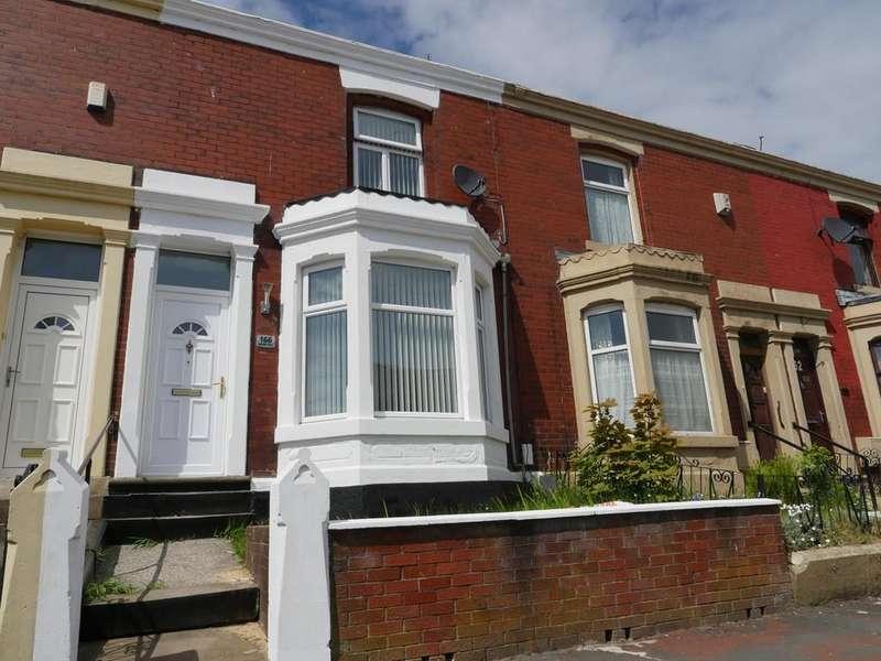 3 Bedrooms Terraced House for sale in Downham Street, Wensley Fold, Blackburn