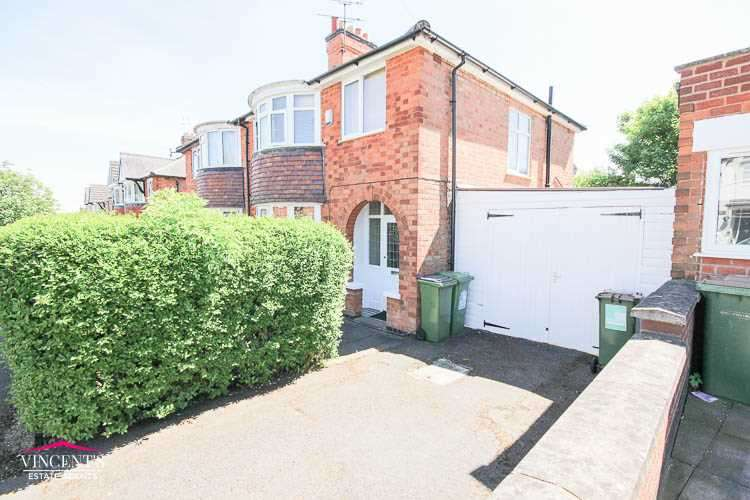 3 Bedrooms Semi Detached House for sale in Edward Avenue, Leicester