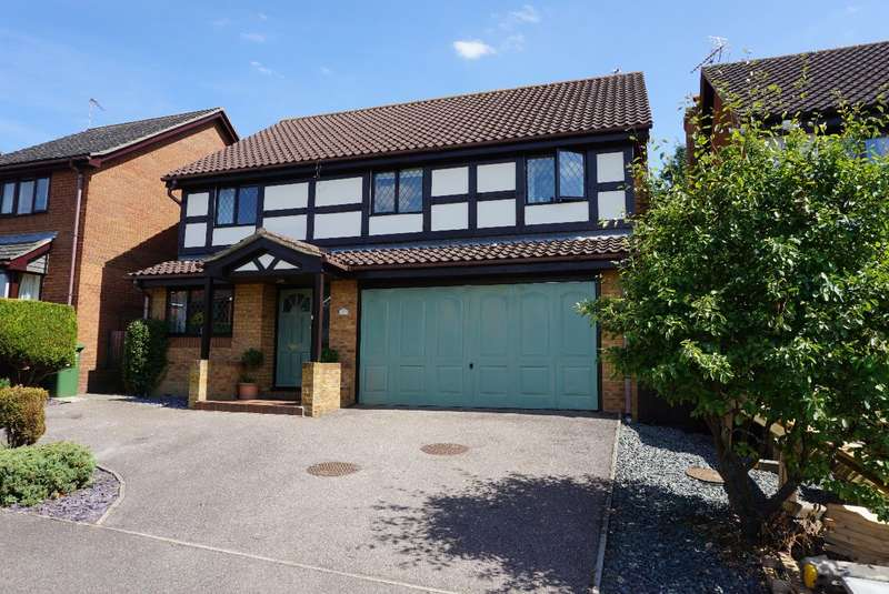 5 Bedrooms Detached House for sale in THE GLEBE, LAVENDON