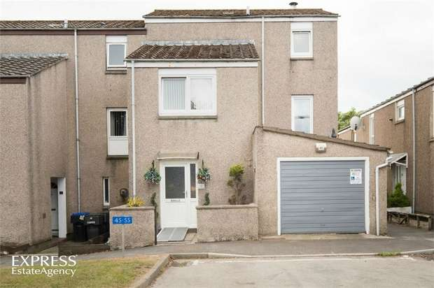 4 Bedrooms Semi Detached House for sale in Ninian Place, Portlethen, Aberdeen