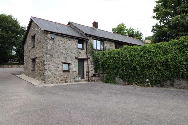 3 Bedrooms Barn Conversion Character Property for sale in Nr Goodleigh, Barnstaple