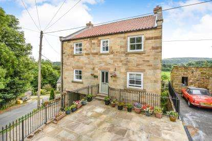 5 Bedrooms Detached House for sale in Underhill, Glaisdale, Whitby, North Yorkshire