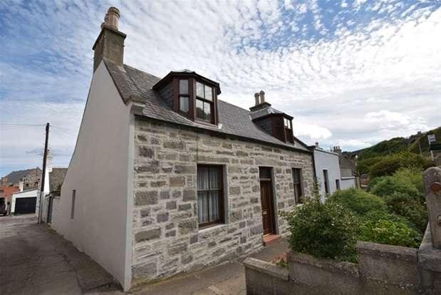 2 Bedrooms Detached House for sale in Castle Terrace, Cullen, Cullen