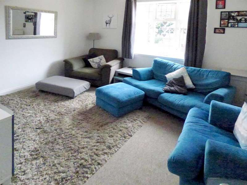 2 Bedrooms Apartment Flat for sale in Bitterne Village, Southampton