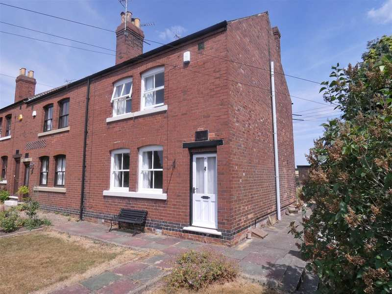 3 Bedrooms Town House for sale in Dale Road, Stanton by Dale