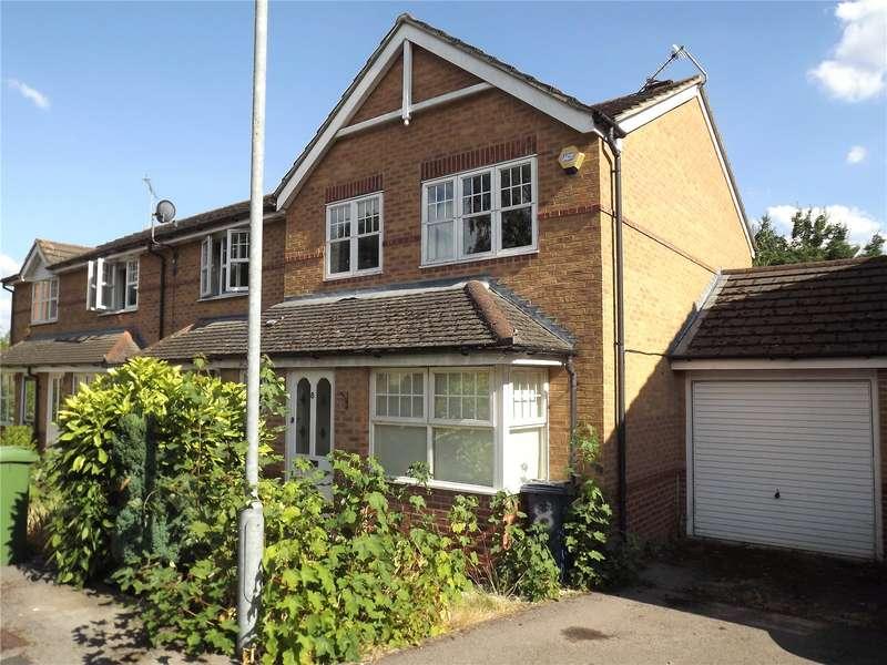 3 Bedrooms End Of Terrace House for sale in Kiln Croft Close, Marlow, Buckinghamshire, SL7