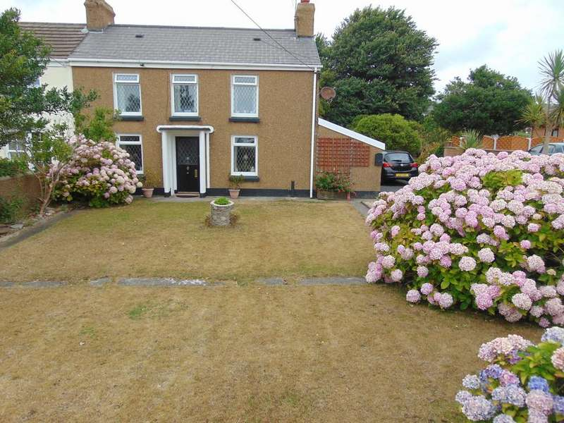 3 Bedrooms Semi Detached House for sale in Y Derwydd, Derwydd