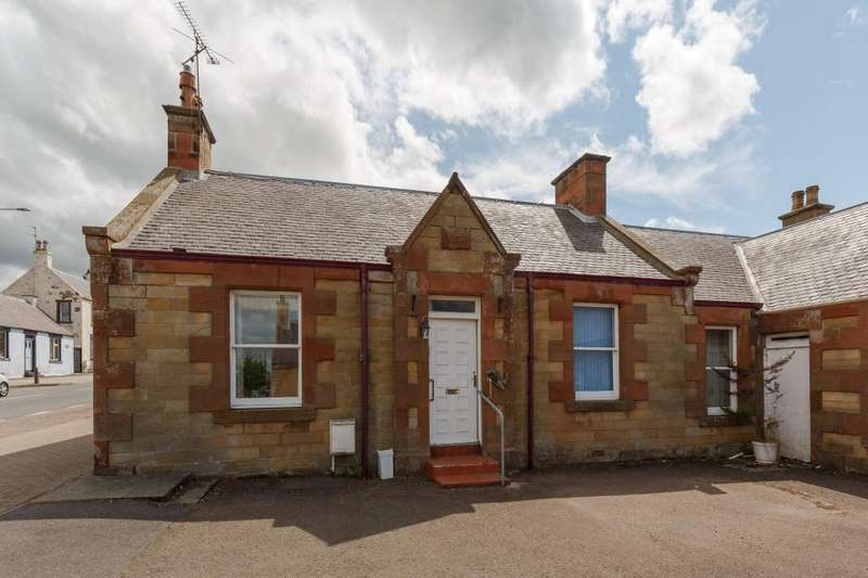 3 Bedrooms Terraced Bungalow for sale in 1 Cockburn Square, Pathhead, Pathhead, EH37 5PY