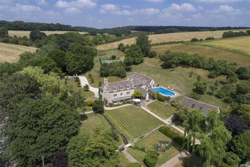 7 Bedrooms Detached House for sale in Swinbrook, Burford, OX18