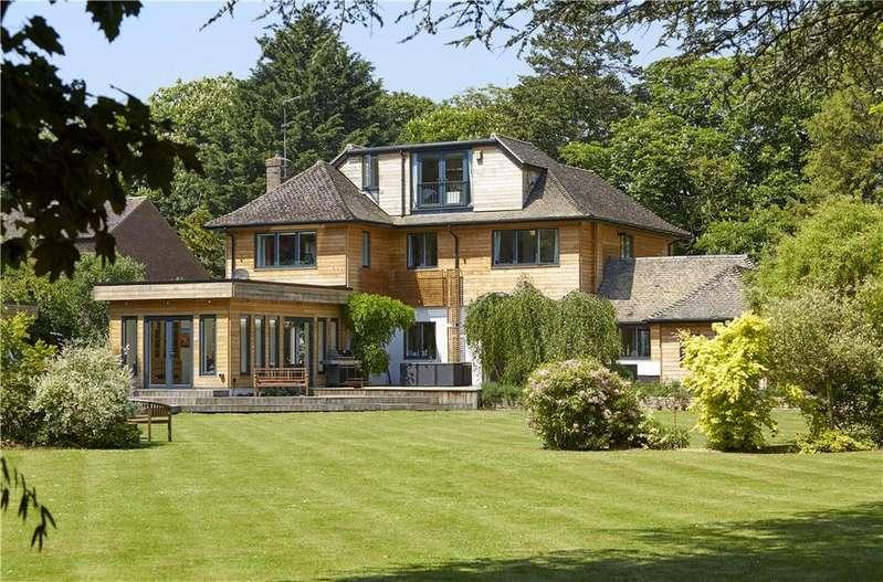 6 Bedrooms Detached House for sale in Sandy Lane, Yarnton, Kidlington, Oxfordshire, OX5