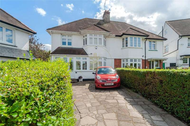 3 Bedrooms House for sale in Purley Avenue, London, NW2